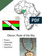 African Creation Myths