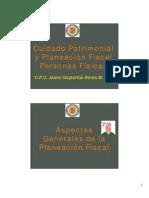 78-Planeacion Patrimonial y Fiscal P Fisicas