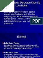 Askep Gd Luka Bakar
