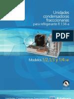 UC Fraccionarias Compresores Bohn - Embraco