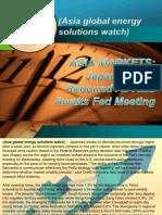 ASIA MARKETS Japan Stocks Rebound as Asia Awaits Fed Meeting