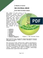 Cultural Onion
