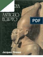 Pirenne, Jacques - Historia Del Antiguo Egipto Tomo I