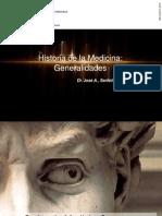 Generalidades de Historia de La Med