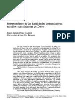 Entrenamiento de Las Habilidades Comunicativas