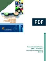 Guía de recomendaciones para la atención de los pacientes polimedicados