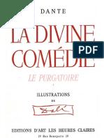 Dante-Dalí - La Divina Comedia.El Purgatorio