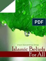 Islamic Beliefs for All - Imam Muhammad Shirazi - XKP