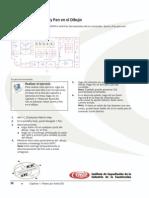 AutoCAD Ejercicios 1 y 2