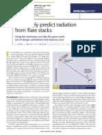 Predict Flare Radiation