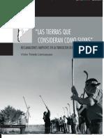 Reclamaciones de Tierras mapuches en la Transición Chilena
