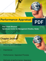 Unit 7 Performance Appraisal