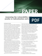 Assesing the Vulnerability of Kenyan Youth to Radicalization and Extremism2