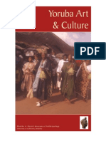 Yoruba Art and Culture