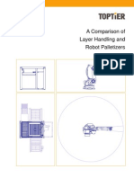 Robot vs Layer Palletiizer White Paper