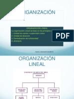 Organizacion Lineal y Funcional
