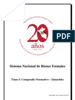TOMO I Compendio Normativo Inmuebles 08-01-2013