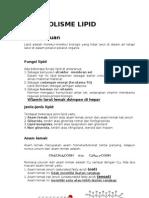 5 Metabolisme Lipid