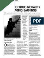 BrunsMerchant 90 Dangerous Managing Earnings