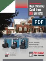 cast iron oil literature
