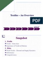 Textile Study