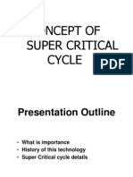 SuperCritical technology