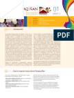 Boletín No. 1 - iniciativa Chirapaq Ñan (Monitoreo sistemático de la alta diversidad de papas nativas)