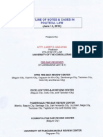 Outline Political Law by Atty Gacayan(1)