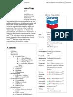 Chevron Corporation - Wikipedia, The Free Encyclopedia