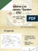 Ciudades Jardin