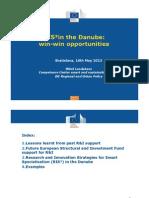 20130516 Danube Strategy Landabaso