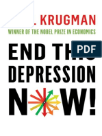 Paul Krugman - End This Depression Now