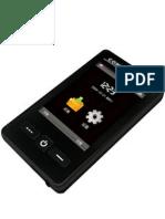 7-Lead 24h Home Health Care Dynamic Portable Remote ECG Monitor