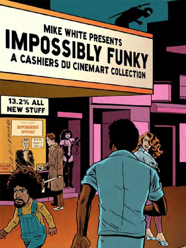 Impossibly Funky - Review Copy  9acfc8c73
