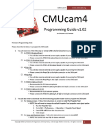 CMUcam4 Programming Guide