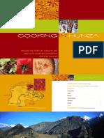 Hunza Cookbook