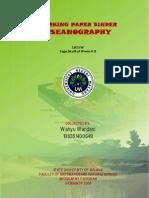 Binder Makalah Oseanografi