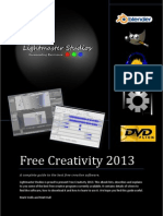 Free Creativity 2013