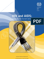 HIV and AIDS guide for Turism