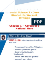 Riza Life and Works Chapter 1