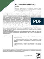 La Puesta en Forma y su Propuesta Estetica (Grilla PEF_2009)