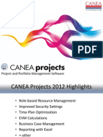 canea projects 2012