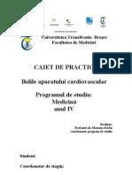 Caiet de practica in Cardiologie