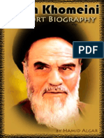 Imam Khomeini a Short Biography - Hamid Algar - XKP
