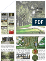 Boone Hall Plantation Brochure