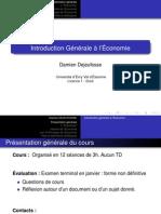 Chapitre0 Introduction Economique