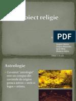 Proiect religie