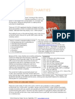 Charities Career Briefing
