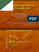 Crystallization Scaleup ppt