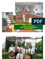 Emotional Intelligence Workshop - Chandramowly